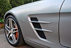 Mercedes-Benz C197 SLS AMG Photos libres de droits
