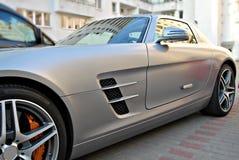 Mercedes-Benz C197 SLS AMG Royalty Free Stock Photos