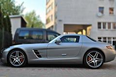 Mercedes-Benz C197 SLS AMG Stock Photography