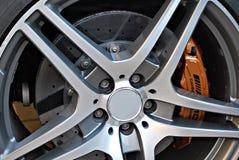 Mercedes-Benz C197 SLS AMG Stock Images