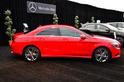 Mercedes benz CLA Royalty Free Stock Images