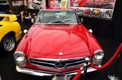 Mercedes benz Royalty Free Stock Photo