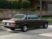 Mercedes-Benz 230 CE w San Isidro, Lima Fotografia Royalty Free