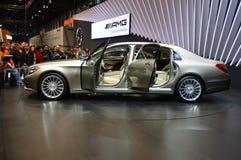 2016 Mercedes-Benz Chicagowski Auto przedstawienie Zdjęcia Royalty Free