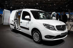 Mercedes-Benz Citan 111 CDI Stockfoto