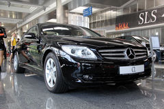 Mercedes-Benz CL-class Royalty Free Stock Photos