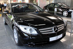 Mercedes-Benz CL-class Royalty Free Stock Photo
