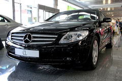Mercedes-Benz CL-class Royalty Free Stock Photography