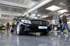 Mercedes-Benz CL-class Stock Photos