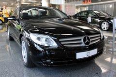 Mercedes-Benz CL-class Stock Image