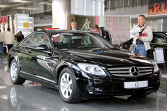 Mercedes-Benz CL-class Stock Photography