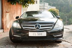 Mercedes-Benz CL 500 Stock Photography