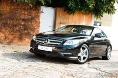 Mercedes-Benz CL 500 Royalty Free Stock Photography
