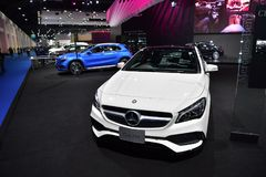 Mercedes-Benz CLA 250 Obrazy Stock