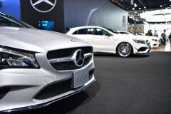 Mercedes-Benz CLA 200 Royaltyfri Fotografi