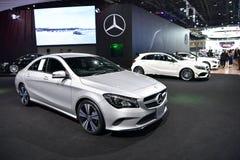 Mercedes-Benz CLA 200 Arkivfoton