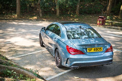 Mercedes-Benz CLA 45 AMG 4MATIC 2013 Model Royalty Free Stock Photography