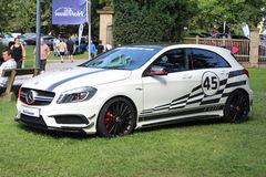 Mercedes Benz A Class AMG 45 Royalty Free Stock Photos