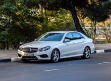 Mercedes Benz classa c fotografia stock