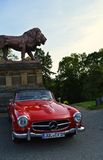 Mercedes-Benz Classic photo libre de droits