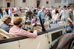 Mercedes-Benz classic car Stock Images