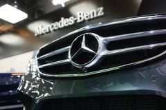 Mercedes-Benz Stock Photos