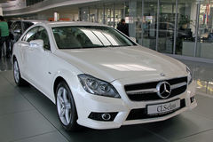 Mercedes-Benz CLS-class Royalty Free Stock Photos