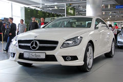 Mercedes-Benz CLS-class Royalty Free Stock Image
