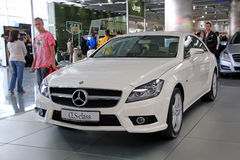 Mercedes-Benz CLS-class Royalty Free Stock Photography