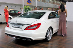 Mercedes-Benz CLS-class Royalty Free Stock Images