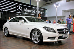 Mercedes-Benz CLS-class  Royalty Free Stock Photos