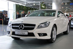 Mercedes-Benz CLS-class Royalty Free Stock Photo
