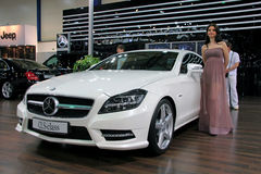 Mercedes-Benz CLS-class Stock Image