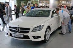 Mercedes-Benz CLS-class Stock Photo