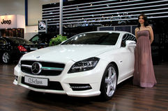 Mercedes-Benz CLS-class (CLS-350)  Royalty Free Stock Image