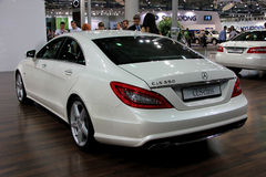 Mercedes-Benz CLS-class (CLS-350) Royalty Free Stock Photo