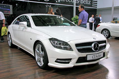 Mercedes-Benz CLS-class (CLS-350) Royalty Free Stock Photos