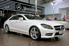 Mercedes-Benz CLS-class (CLS-350) Stock Photography