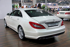 Mercedes-Benz CLS-class (CLS-350) Royalty Free Stock Images