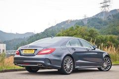 Mercedes-Benz CLS 400 2016 Royalty Free Stock Photos