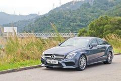Mercedes-Benz CLS 400 2016 Stock Images