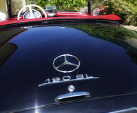 Mercedes Benz clásica 190 SL Imagenes de archivo