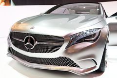 Mercedes-Benz Concept A-Class Stock Photos
