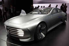Mercedes-Benz Concept IAA Edition Royalty Free Stock Photography