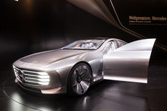 Mercedes Benz Concept IAA Royalty Free Stock Photography
