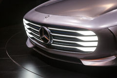 Mercedes Benz Concept IAA Royalty Free Stock Image