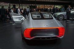 Mercedes-Benz Concept IAA Royalty Free Stock Photos