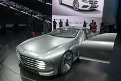 Mercedes-Benz Concept IAA Stock Image