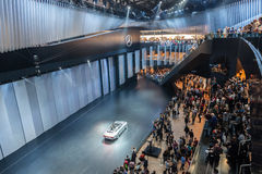 Mercedes Benz Concept IAA at the IAA 2015 Royalty Free Stock Photography