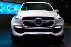 Mercedes-Benz Concept X-klasse Lizenzfreies Stockfoto